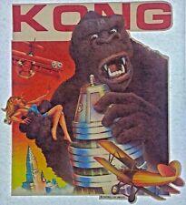 Original King Kong Iron On Transfer Kong