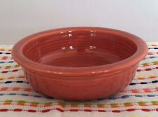 Vintage Fiestaware Rose Fruit Bowl Fiesta Vintage 1950s Small 5.5 in Pink Bowl