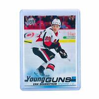 Erik Brannstrom Ottawa Senators 19-20 Upper Deck Series 2 NHL Young Guns Card