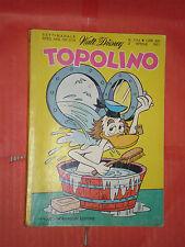 WALT DISNEY- TOPOLINO libretto- n° 1114 b - originale mondadori -anni 60/70