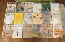 18x Lot. The New Yorker Magazine Covers Only. Original 1976. Jun Jul Aug Sep Oct