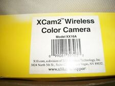 X10 XCam2 Wireless Color Camera Model XX16A w/Davinci Tripod ===> New-In-Box