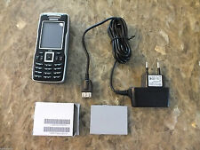 SIEMENS Handy S75 S 75 Schwarz Black NEU NEW Autotelefon Mercedes Audi VW BMW