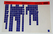 DEC H7227 Power Distribution System Technical Manual, Microfiche