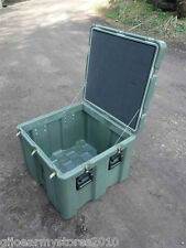 Pelican Hardigg Peli Plastic Shipping Packing Box Case Crate LARGE Waterproof DJ