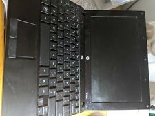 "HP Mini 5102 10.1"" (1.66GHz Atom,  2 gig ram 250 hd it worked no battery"