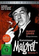 Kommissar Maigret, Vol. 1 / Spannende 9 Folgen der...   DVD   Zustand akzeptabel