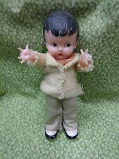 Vintage Knickerbocker Doll Baby Rattle