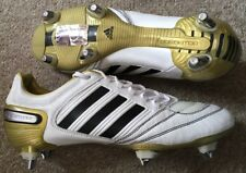 NEW ADIDAS PREDATOR RX SG RUGBY / FOOTBALL BOOTS UK 9.5