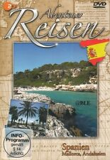 DVD + Abenteuer Reisen + Spanien + Mallorca + Andalusien + Urlaub + Reise +