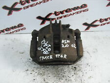 MITSUBISHI SPACESTAR 02-06 1.6 CALIPER & CARRIER (FRONT PASSENGER SIDE) XBCP0140