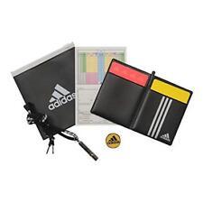 adidas Soccer Referee Starter Set Dml96 Black Br1406 Ns Japan new .