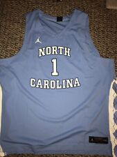 North Carolina Tar Heels Jordan Brand Basketball Replica Jersey Xxl $75
