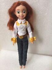 "Disney Store Jessie 10"" Doll From Toy Story"