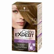 Schwarzkopf - Color Expert Omegaplex Hair Dye - 7-0 Dark Blonde NEW