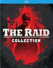 THE RAID 2/THE RAID: REDEMPTION NEW BLU-RAY DISC
