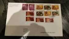CANADA COVER , Nice stamps (2)