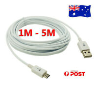 5M Micro USB Charging Charger Data Cable Adapter Cord for Android Samsung Huawei