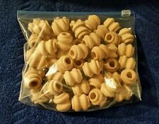 50- Wooden Beads craft parts