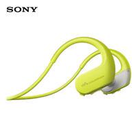 Lime Sony Sports Headphone NW-WS413 IPX8 Waterproof Earphone Ergofit Walkman