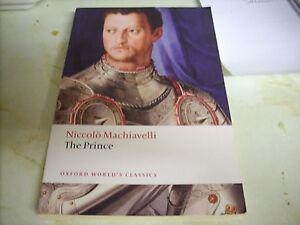 The Prince - Niccolo Machiavielli