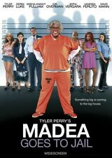 Tyler Perry's Madea Goes to Jail [WS] (2009, DVD NIEUW) WS