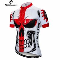 2019 cycling jersey Men's Bike jerseys Mountain MTB Shirts Short sleeve Team