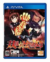 Used PS Vita Sousei no Onmyouji Japan Import