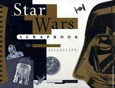 STAR WARS SCRAPBOOK ~ THE ESSENTIAL COLLECTION ~ PACKED HARDCOVER