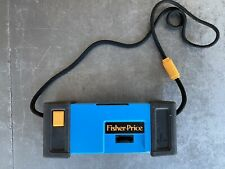 Vintage Fisher-Price for Kids Kodak 110 Film Blue Camera 1984 Made In Usa