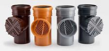 Reinigungsrohre m Sieb Fallrohrfilter Regenrohrfilter Dachrinne 110mm HT KG Rohr