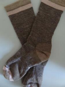 NEW SmartWool Jitterbug Crew Socks Women's Medium Merino Wool