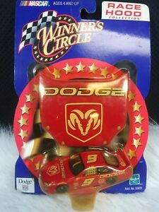 Casey Atwood Dodge Intrepid Nascar Race Hood Winner's Circle Collection Series 9