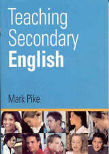 Teaching Secondary English, Pike, Mark, Excellent Book 0761941649