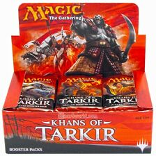 Boîte de Boosters Les Khâns de Tarkir VO  - English Khans of - Booster Box - Mtg