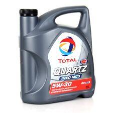 5L TOTAL QUARTZ INEO MC3 5W-30 Motoröl PSA B71 2297 MB 229.52 BMW LL-04 5 Liter