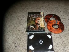 Dungeon Siege (PC, 2001) Game with manual