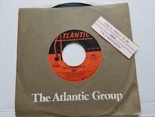 "ABBA - Take A Chance On Me / I'm A Marionette 1977 DISCO POP 7"" Jukebox strip"