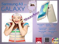 Samsung Galaxy A3 SM-A300FU - 16GB - Pearl White (Unlocked) Smartphone