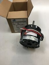 Source 1 Coleman Genteq Blower Motor S1-02436266000 1/3 HP 115v 1075 RPM