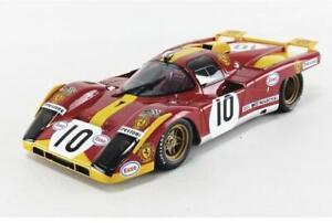 LAST ONE!! 1971 #10  Ferrari 512M Team Gelo Racing @ Le Mans 24hr. 1/18 by CMR
