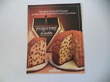 advertising Pubblicità 1979 PANETTONE PERUGINA