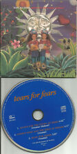 TEARS FOR FEARS Advice For w/ 2 UNRLEASED TRX CARD SELEVE USA LIMITED CD single