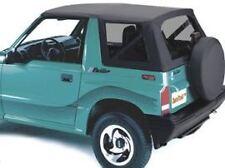 Raptor 4x4 Suzuki Vitara Waterproof Soft Top Black External Accessories Roof