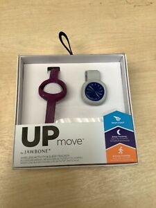 Up Move by Jawbone Activity/Sleep Tracker Wristband (In Box, Untested)