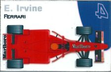 Aimant magnet Prost 1999 Formule 1 Formula 1 F1 Eddy Irvine Ferrari motor racing