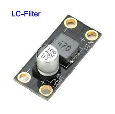 LC-Filter 2-6S 25V 2A DC-DC RC für FPV Video Racer Quadcopter RC-Model Spannungs