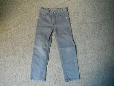 "Denim Co Slim Jeans Waist 22"" Leg 19"" Faded Black Boys 5/6 Yrs Jeans"