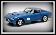 wonderful modelcar CHEVROLET CORVETTE SCALIETTI COUPE 1959 - bluemetallic - 1/43