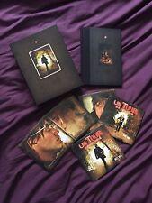 """JEAN LOUIS AUBERT """"UN TOUR SUR MOI-MÊME"""" COFFRET EDITION LIMTEE 2DVD + 3CD"""